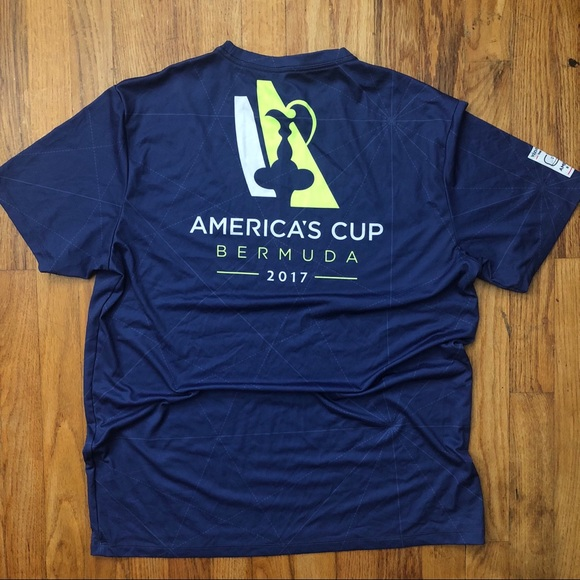 7c0e06314 America's Cup Nautical Map Performance T-Shirt. M_5bf5951a8ad2f9d22a9fc52a
